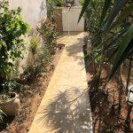 שביל בגינה
